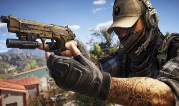 Video: Ghost Recon: Wildlands gets some fresh gameplay