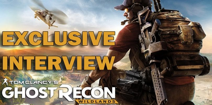 Video: Exclusive Ghost Recon: Wildlands Interview