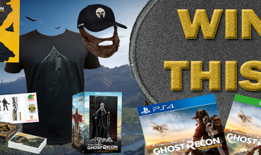 Video: Win this epic Ghost Recon: Wildlands prize!