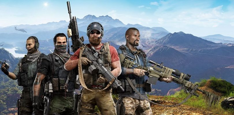 Video: Ghost Recon: Wildlands isn't winning the frame rate war