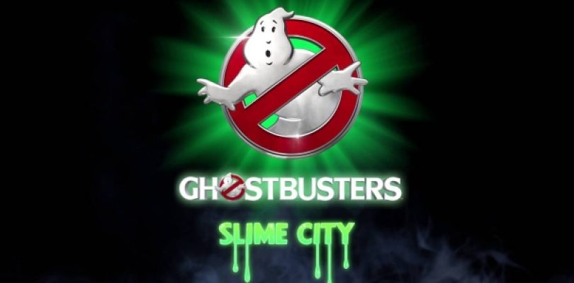 Ghostbusters: Slime City available on iOS and Android devices
