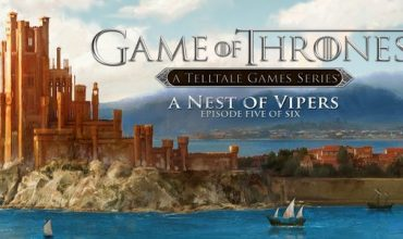 Episode 5 of Telltale's Game of Thrones out next week