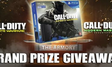 Video: The Armory: Happy Infinite Warfare day and grand prize revealed!