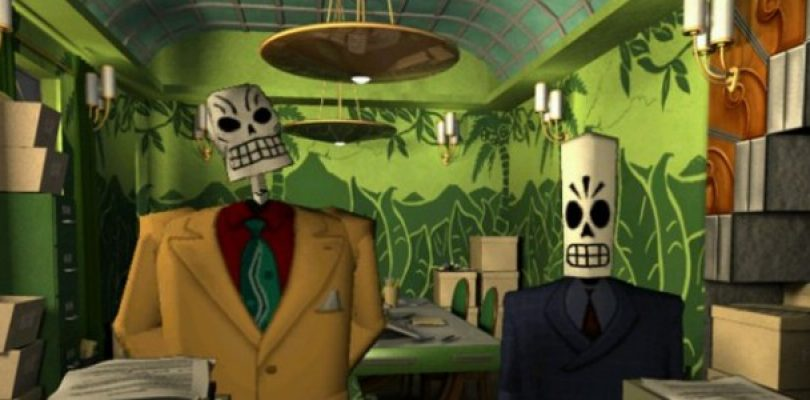 Grim Fandango Remastered Has Launched… YO!