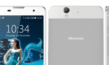 HiSense Infinity H6 smartphone review