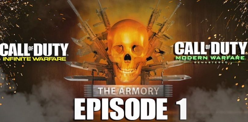 Video: Welcome to The Armory EP1- Your Call of Duty hub