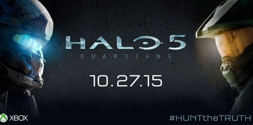 Halo 5 will release on 27 October