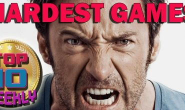 Video: Top 10 – Hardest Games Ever
