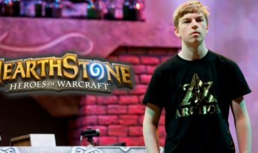 "Hearthstone champion is 15-year-old William ""Amnesiac"" Barton"
