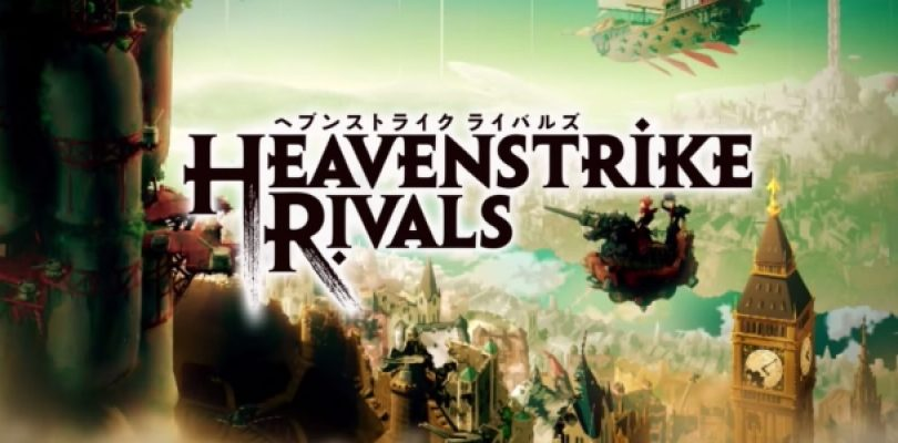 Heavenstrike Rivals Gets Revealed By Square Enix