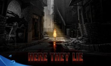 Video: Get creeped out in PlayStation VR's Here They Lie