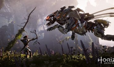 Video: This is why Horizon Zero Dawn looks so good