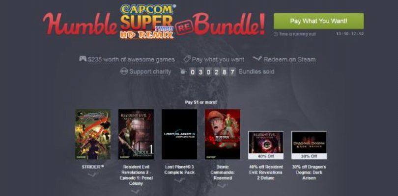 Don't miss out on this amazing Humble Capcom Bundle!