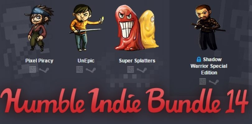 Humble Indie Bundle 14 Available Now