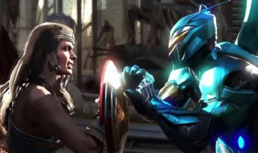 Wonder Woman and Blue Beetle head to Injustice 2
