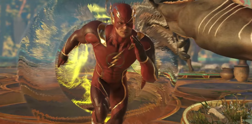 Video: Injustice 2 introduces the fastest man alive