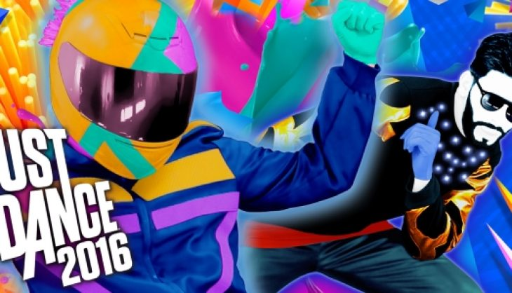 New Tracks Announced For Just Dance 2016