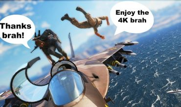 Video: Are you wondering what Just Cause 3 looks like in 4K? Wonder no more