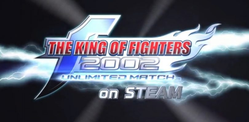The King of Fighters 2002 Unlimited Match Coming To Steam