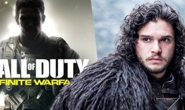 Video: Take a look at Jon Snow in space in this New Infinite Warfare trailer
