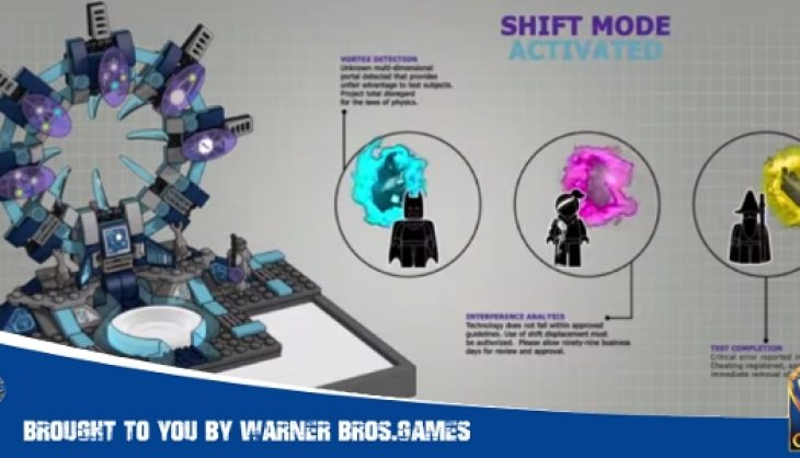 Video: LEGO Dimensions Toy Pad Functionality Trailer