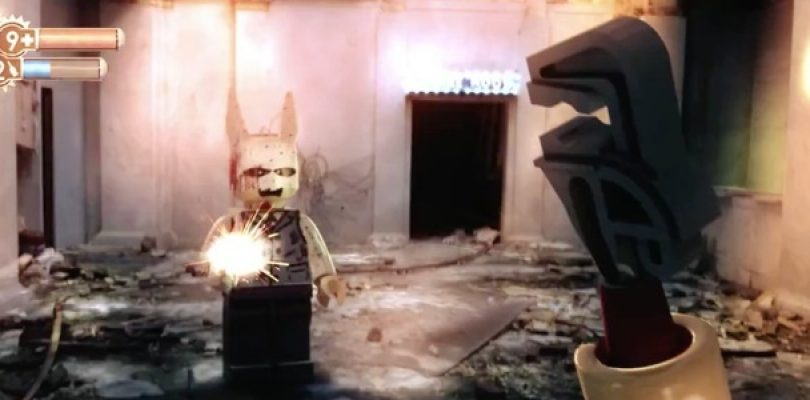 Video: Some of your favourite games remade in Lego