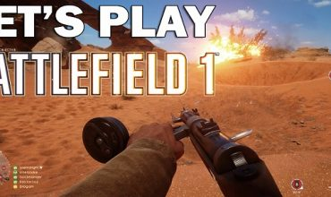 Video: Let's play Battlefield 1 Conquest Mode