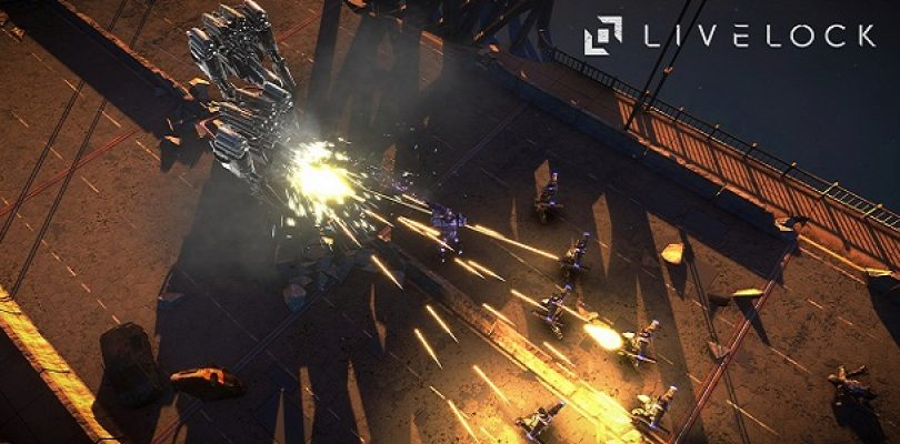 New co-op shooter, Livelock, set for release in 2016