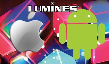 Lumines builds its way to iOS and Android