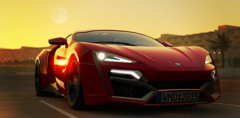 Project Cars Will Give You A Free New DLC Car Every Month