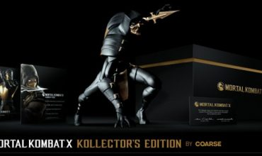 Mortal Kombat X Kollector's Edition Looking HAWT!