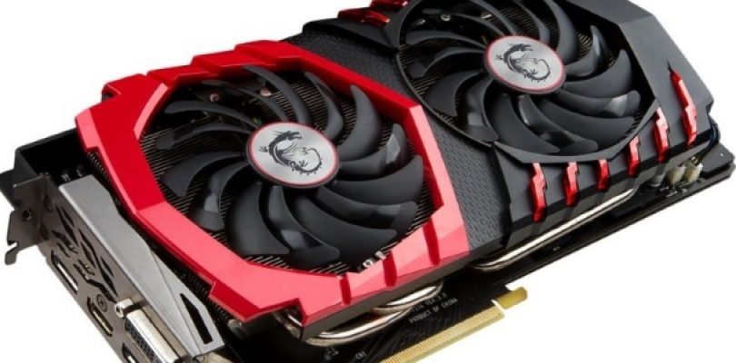 Review: MSI Nvidia GTX 1080 GAMING Z graphics card