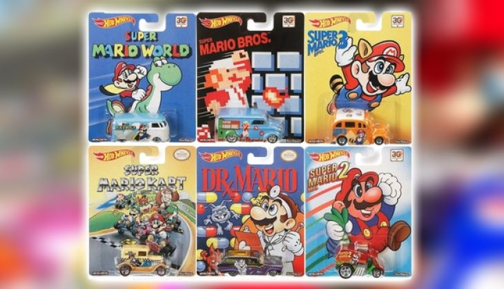 Super Mario-Themed Hot Wheels Could Be Coming Soon
