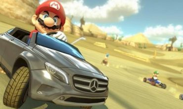 Mercedes-Benz Mario Kart 8 Advert Exceeding Expectations