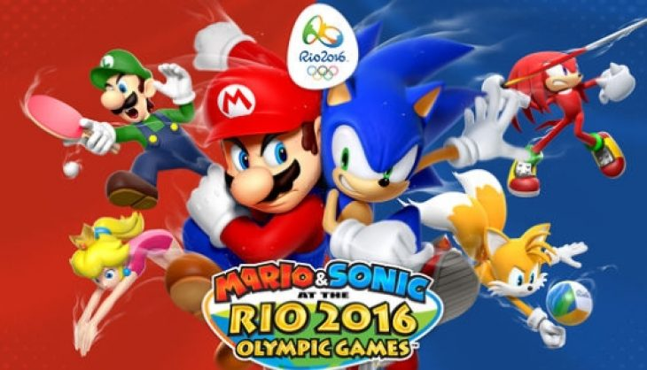 Video: Mario & Sonic at the Rio 2016 Olympic Games E3 Trailer