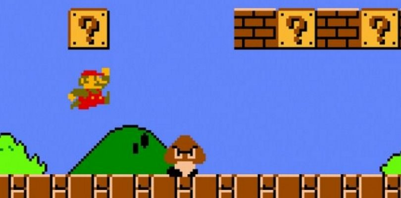 It takes just less than 5 minutes for this speedrunner to finish Super Marios Bros