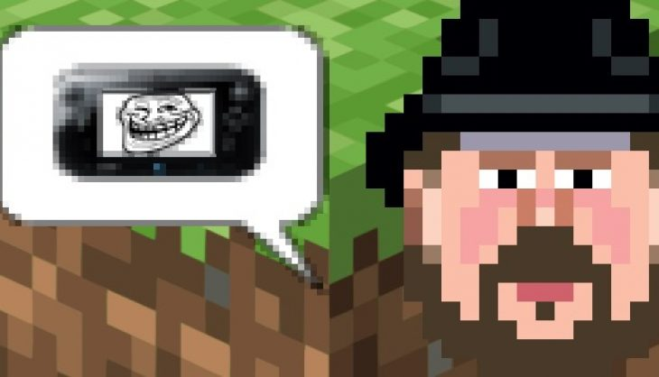 Minecraft Creator Pokes Fun At The Wii U
