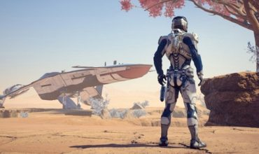 Video: Here is the first 13 minutes of Mass Effect: Andromeda in 4K