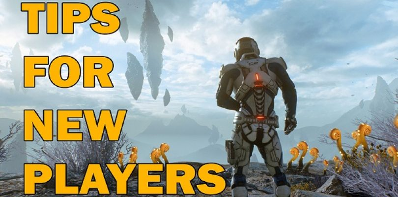 Video: Mass Effect: Andromeda tips for new players