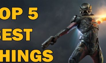 Video: Top 5 best things about Mass Effect: Andromeda