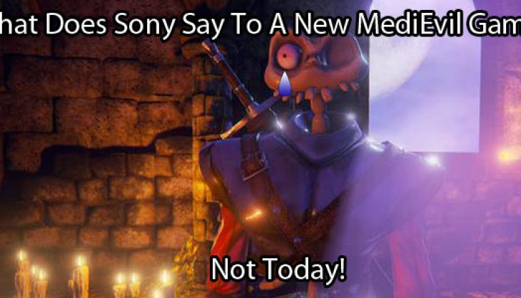 We aren't getting a new MediEvil game after all