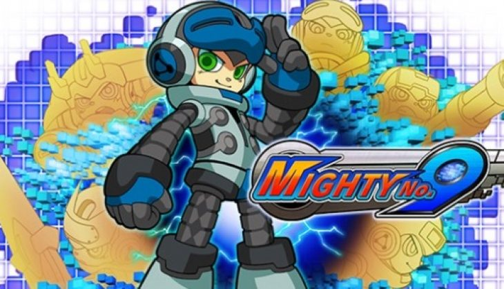 New Mighty No. 9 Gameplay Footage Looks Better Than Ever