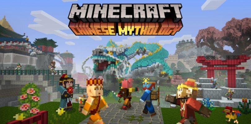 Chinese Mythology comes to Minecraft via its latest free update