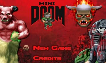 Video: MiniDOOM is the 2D side-scrolling shooter we always wanted