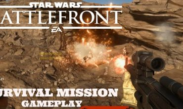 Video: We check out the Survival Missions in Battlefront