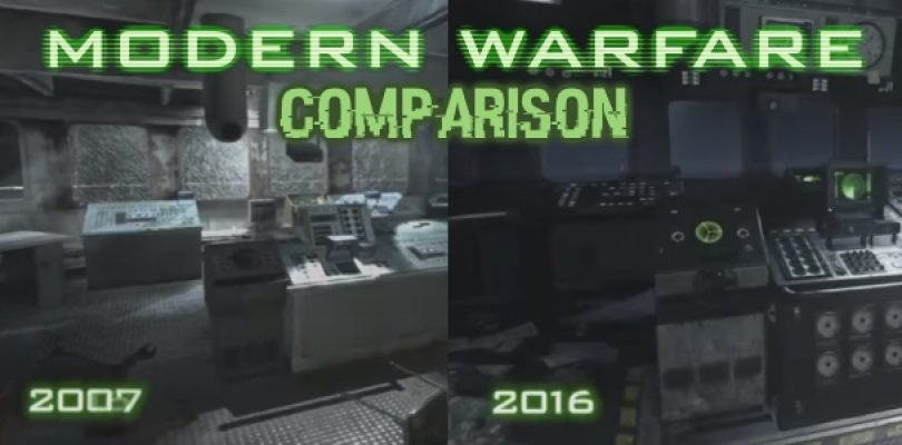 Video: Modern Warfare Original vs Remastered Comparison