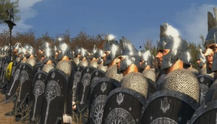 Total War: Attila is getting a Lord of the Rings conversion mod