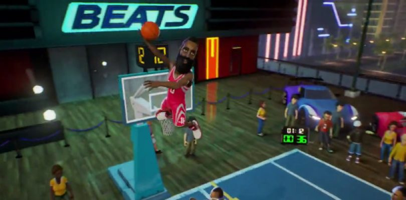 NBA Playground looking to bring back that arcade feel