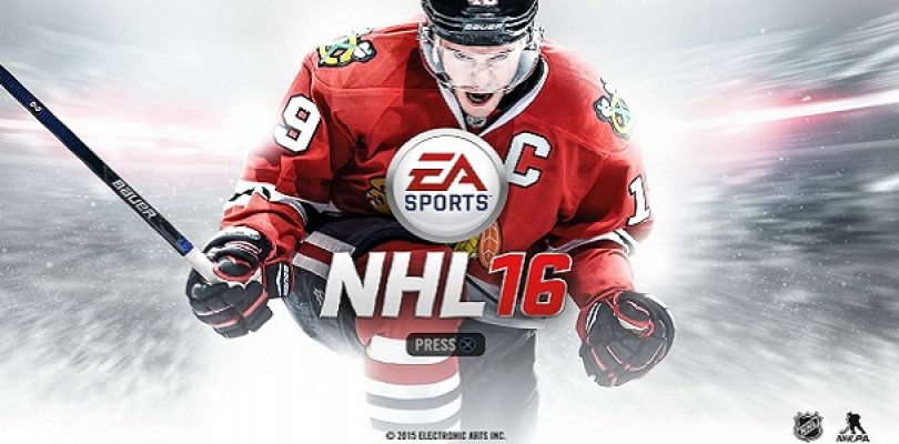 NHL 16 Coming to the EA Access Vault
