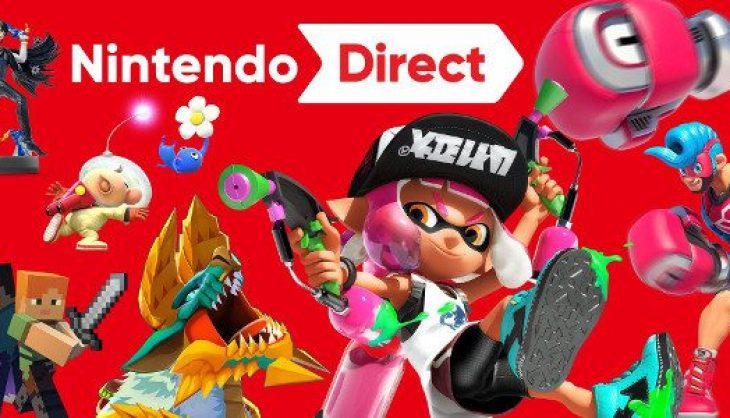 ARMS and Splatoon 2 dated along with many more announcements in Nintendo Direct